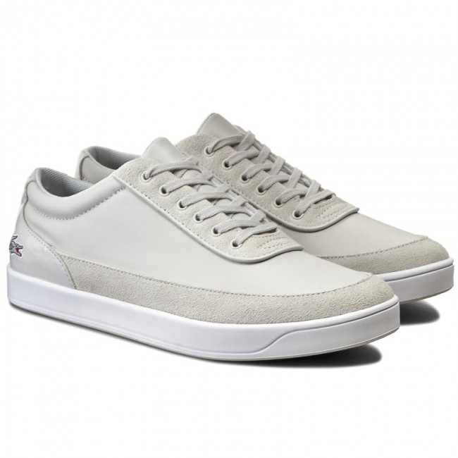 Sneakers LACOSTE                                                      Lyonella Lace 416 1 Spw 7-32SPW0152334 Lt Gry 35ec49