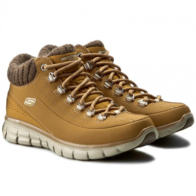 Trekkingschuhe SKECHERS                                                      Winter Nights 12122/WTN Wheat 75d1eb