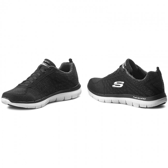 Schuhe Schuhe Schuhe SKECHERS-Golden Point 52182/BKW Black/White 7fbc1d