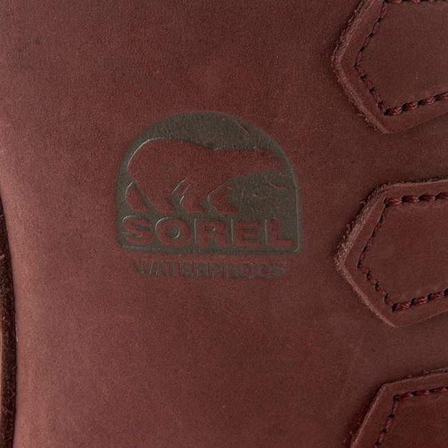 Schneeschuhe SOREL  1964 Pac 628 2 NL1645 Redwood/British Tan 628 Pac 40129d