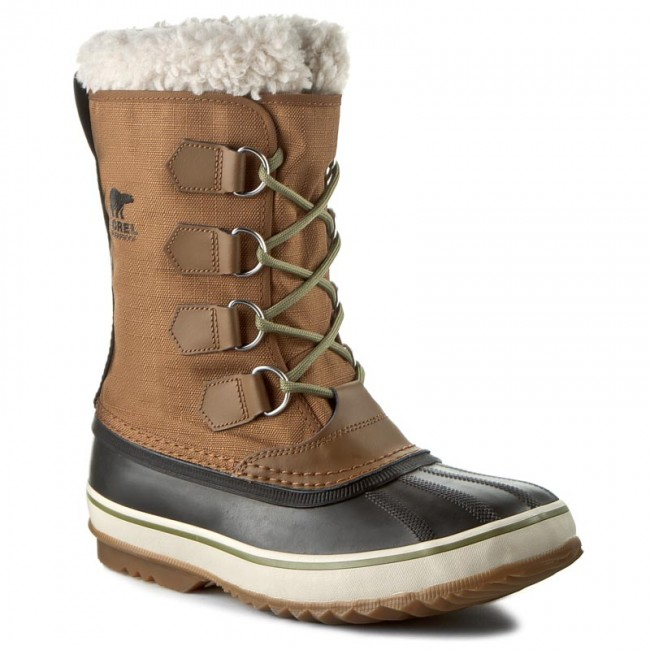 Schneeschuhe SOREL-1964 Pac Nylon NM1440-260 Nutmeg/Black