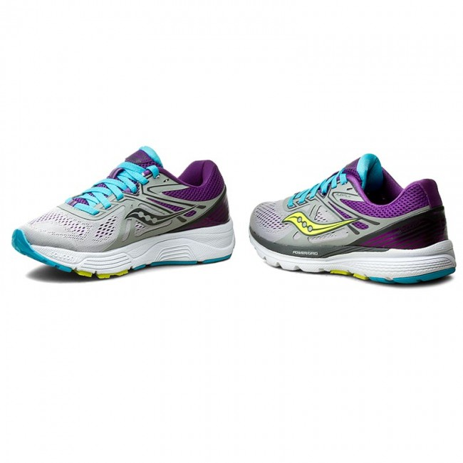Schuhe SAUCONY       SAUCONY                                               Swerve S10329-1 Gry/Pur/Blu 29c384