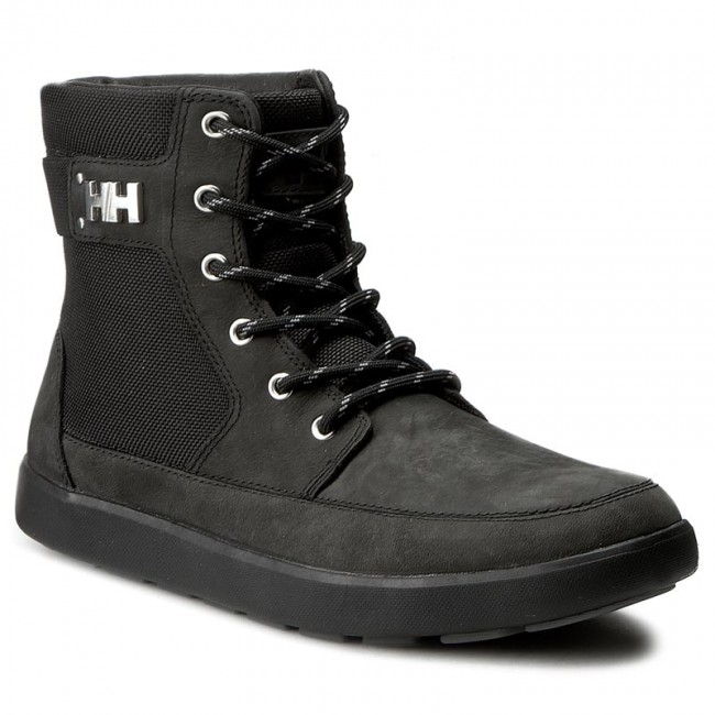 Stiefel HELLY Black/Black/Mid HANSEN-Stockholm 109-99.991 Black/Black/Mid HELLY Grey 015329