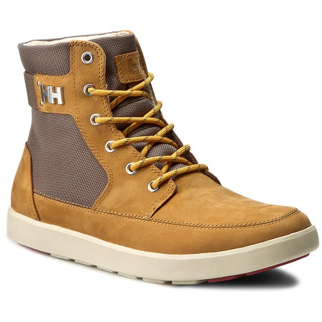 Stiefel HELLY New HANSEN-Stockholm 109-99.724 New HELLY Wheat/Bungee Cord/Sunflower/Natura/Oxide ROT 8dce90