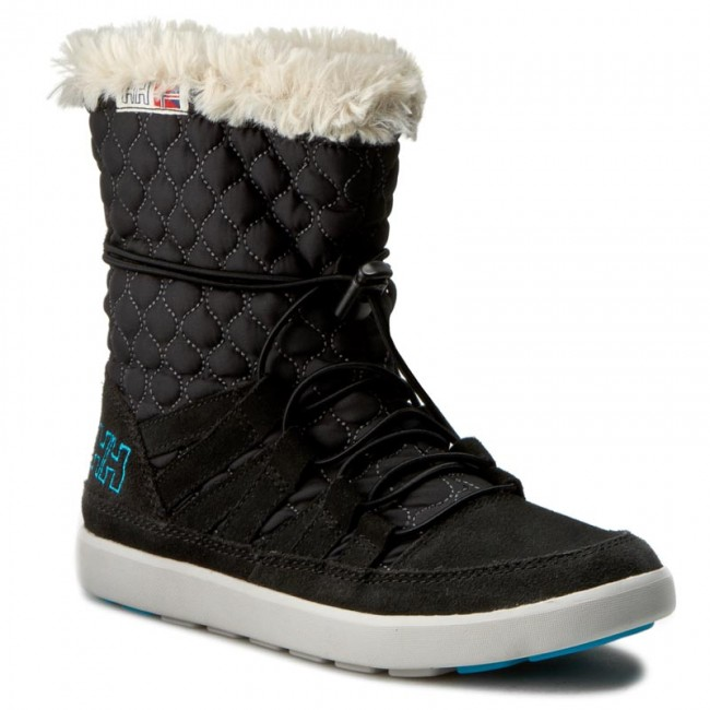 Schneeschuhe HELLY HANSEN Harriet 109-89.990 Black/Light Grey/Natura/Winter Aqua