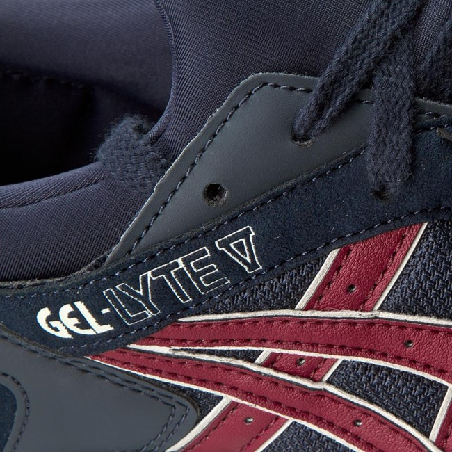 Sneakers ASICS-TIGER Ink/Burgundy Gel-Lyte V HN6A4 India Ink/Burgundy ASICS-TIGER 5026 b76384