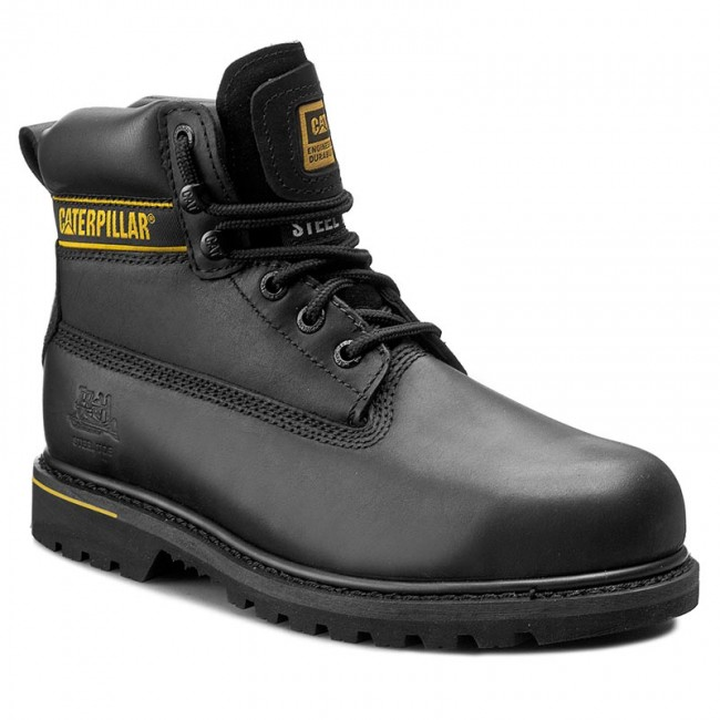 Trapperschuhe CATERPILLAR-Holton St P708030 Black