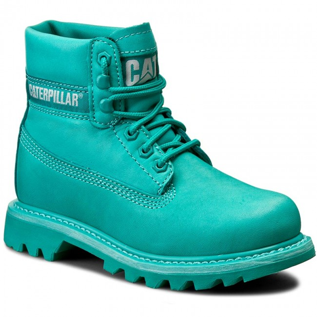 Trapperschuhe CATERPILLAR                                                      Colorado P308861 Teal 9fc3f8
