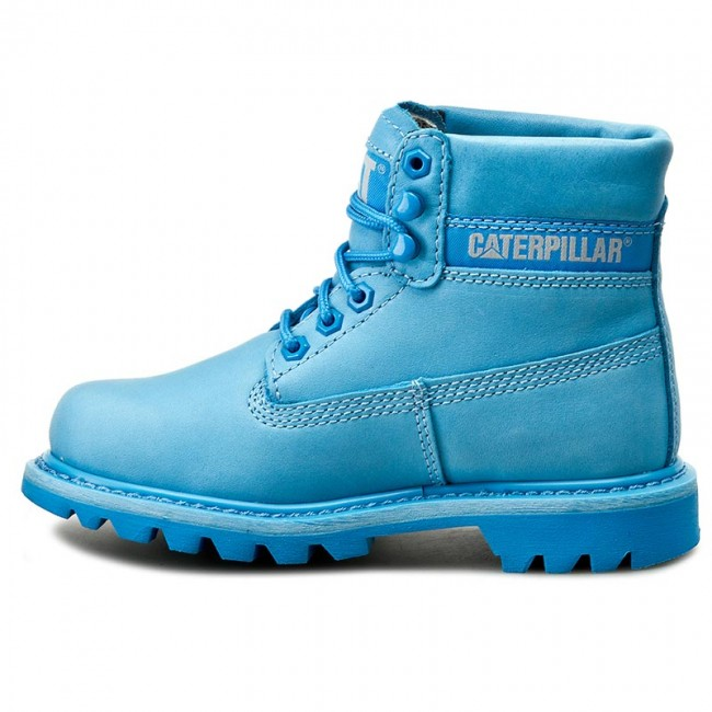 Trapperschuhe CATERPILLAR                                                      Farbeado P308863 Light Blau 1f4788