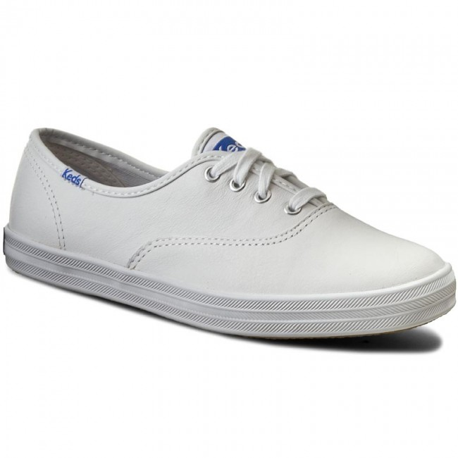 Turnschuhe KEDS  Champion WH45750 White Leather
