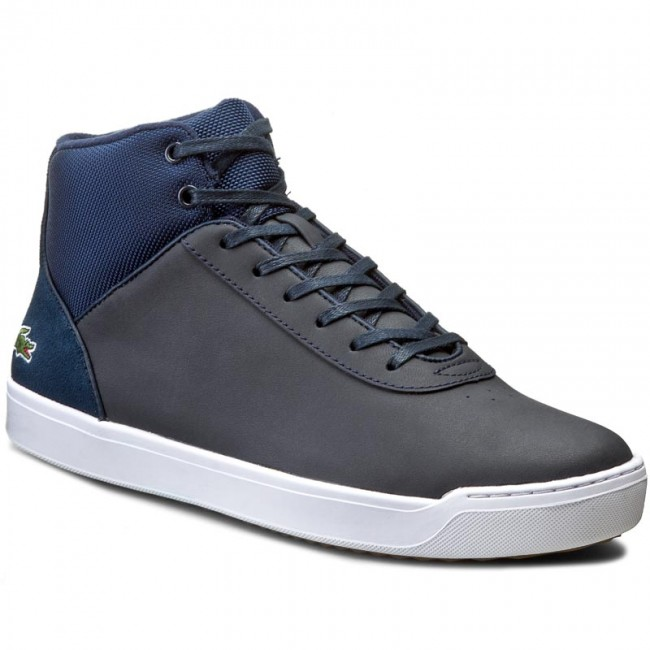Sneakers LACOSTE-Explorateur Ankle 316 Schuhe 2 7-32CAW0121003 Nvy Werbe Schuhe 316 af772c