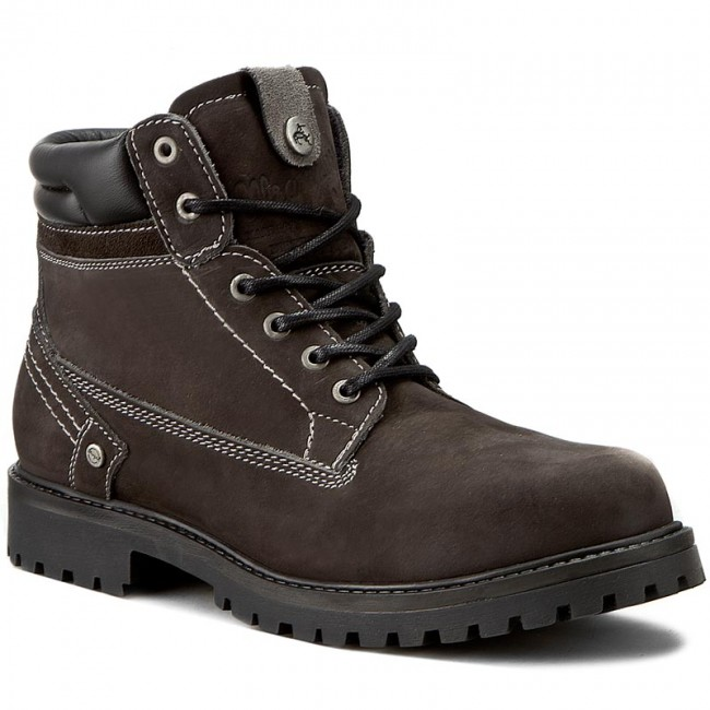 Trapperschuhe Trapperschuhe Trapperschuhe WRANGLER-Creek WM162001 Anthracite 96 8028e4