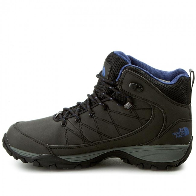 Trekkingschuhe THE NORTH FACE                                                      Storm Strike WP T92T3TX6X W TNF schwarz/ Sedona Sage Grau 0bb8dd