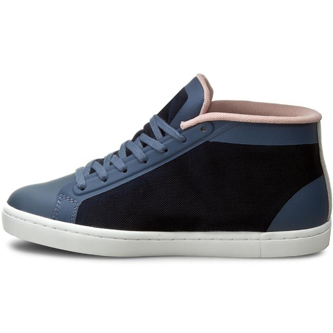 Sneakers LACOSTE                                                      Straightset Chukka 316 2 Spw 7-32SPW0100125 Blu ec88d6