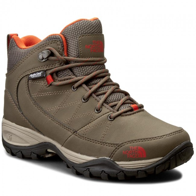 Trekkingschuhe THE NORTH FACE                                                      Strom Strike Wp T92T3TN5B Wmrnrbn/Zionorg 51a440