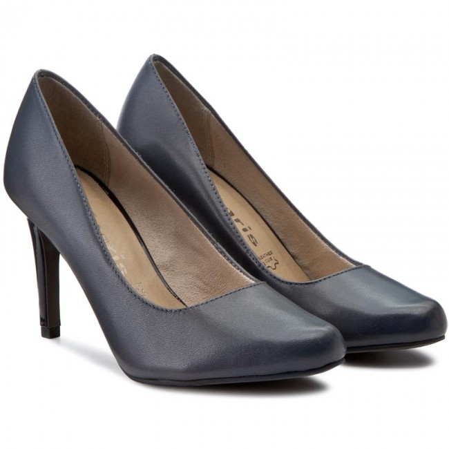 High Heels  TAMARIS     Heels                                                1-22443-28 Navy 805 34e36f