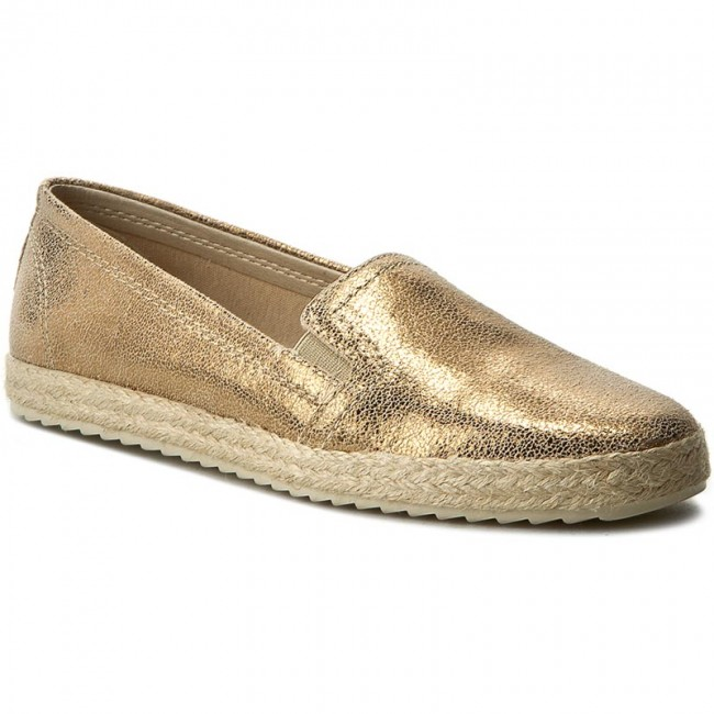 Espadrilles TAMARIS  1-24644-28 Gold Metallic 956