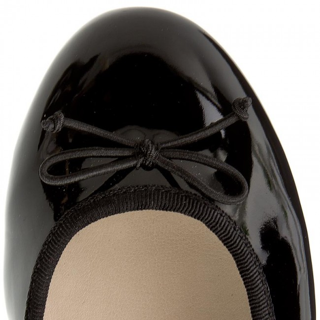 Ballerinas CLARKS                                                      Couture Bloom 261154754 schwarz Pat 6e0166
