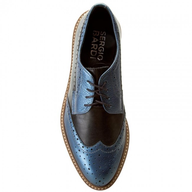 Oxfords SERGIO BARDI                                                      Marinella FW127291717MP 140 16345c