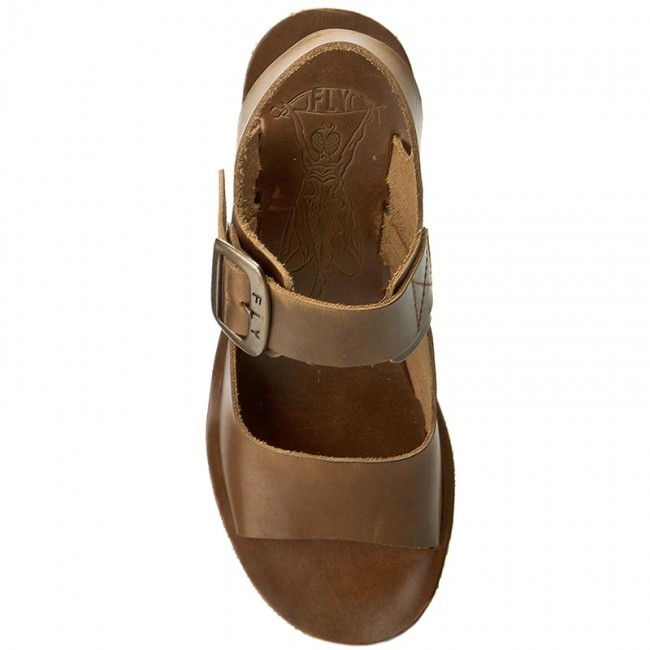 Sandalen FLY LONDON-Yailfly P143907001 Camel Werbe Schuhe 8be44d