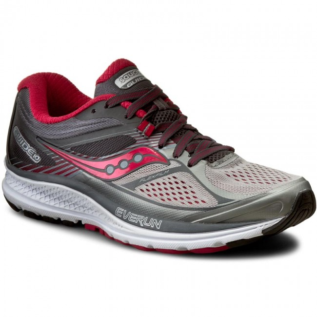 Schuhe SAUCONY Guide 10 S10350-2 Sil/Ber