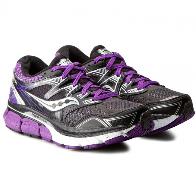 Schuhe SAUCONY                                                      ROTeemer Iso S10279-2 Blk/Pur 89338d