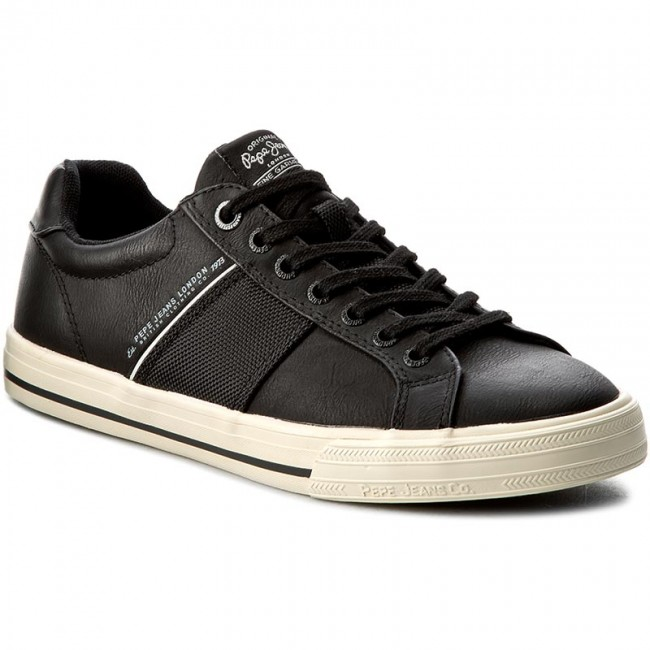 Sneakers PEPE Winter JEANS-Coast Winter PEPE PMS30286 schwarz 999 dd76b2