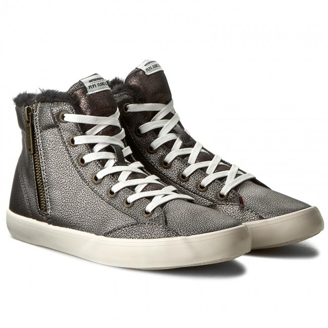 Sneakers PEPE Trail JEANS Clinton Fur PLS30358 Trail PEPE 874 3a618c