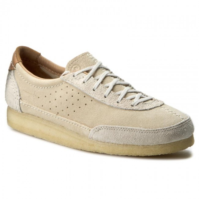 Sneakers CLARKS-Torcourt Super 261169377 Off White