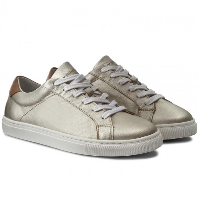 Sneakers TOMMY HILFIGER                                                      Tina 10A2 FW0FW00966 Light Silver 041 3adfa2