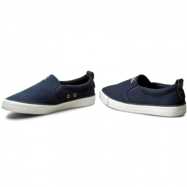 Turnschuhe CALVIN KLEIN JEANS                                                      Dolly R3567 Navy 0f1a94