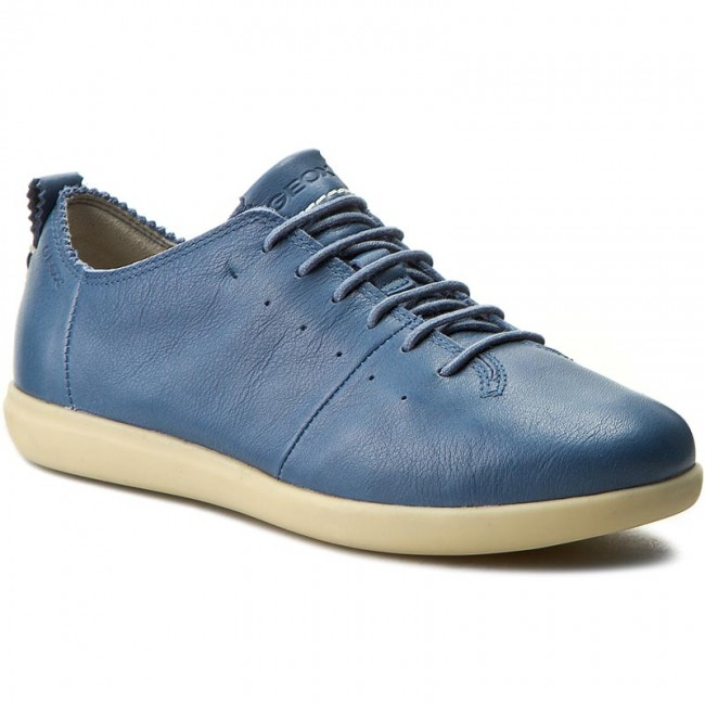 Halbschuhe GEOX D New Do A D724NA 00085 C4008 Denim