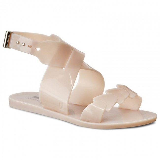 Sandalen MELISSA Wonderful + Jason Wu A 31855 Beige 01902