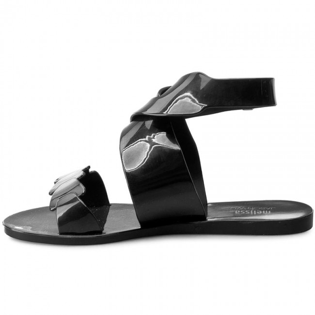 Sandalen MELISSA-Wonderful + Jason 01003 Wu A 31855 Black 01003 Jason Werbe Schuhe d056a8