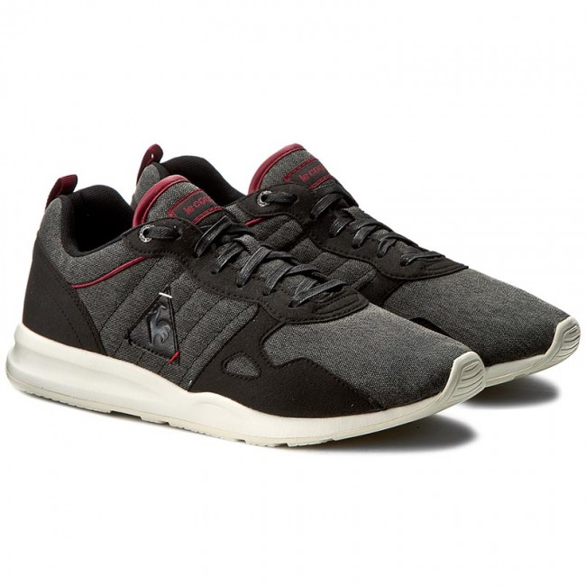 Sneakers LE COQ SPORTIF-Lcs R600 Craft 2 Tones 1710052 Black/Ruby Wine
