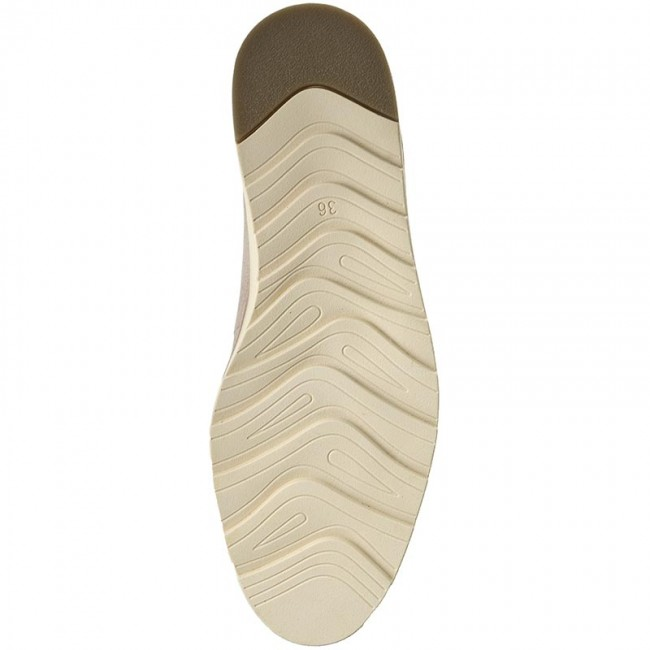 Lords Schuhe MARCO TOZZI                                                      2-24703-28 Dune Met.Comb 447 a16577