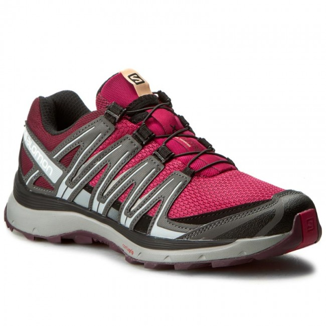 Schuhe SALOMON                                                      Xa Lite W 393310 21 V0 Sangria/Fig/Quarry 836404