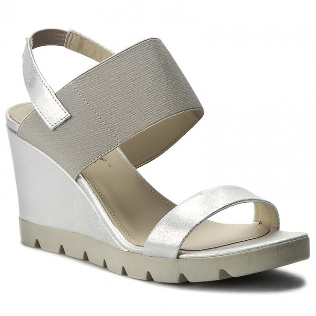 Sandalen THE  FLEXX     THE                                                Give A Lot B606/01 Silver 3f517f