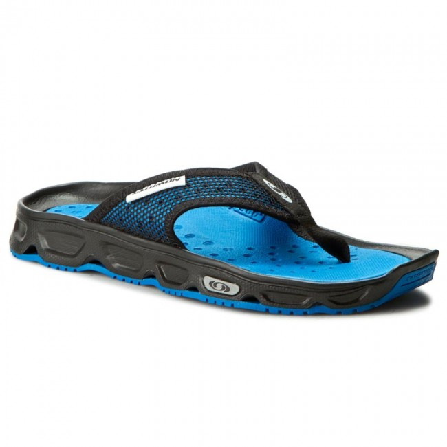 Zehentrenner SALOMON-Rx Break 394701 27 M0 Black/Imperial Blue/Pearl Blue