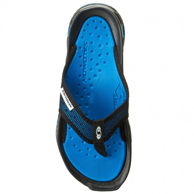 Zehentrenner SALOMON-Rx Break 394701 27 M0 Black/Imperial Blue/Pearl Blue Blue Blue 262064