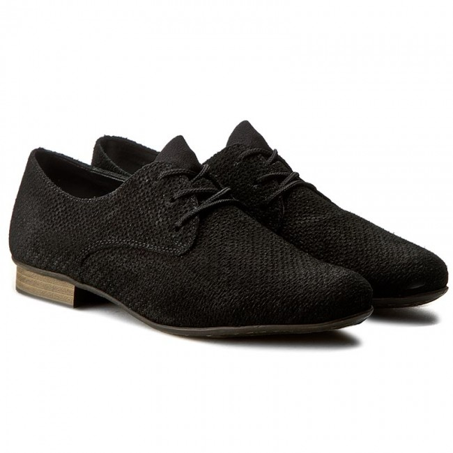 Oxfords RIEKER                                                      51915-00 Schwarz d18798