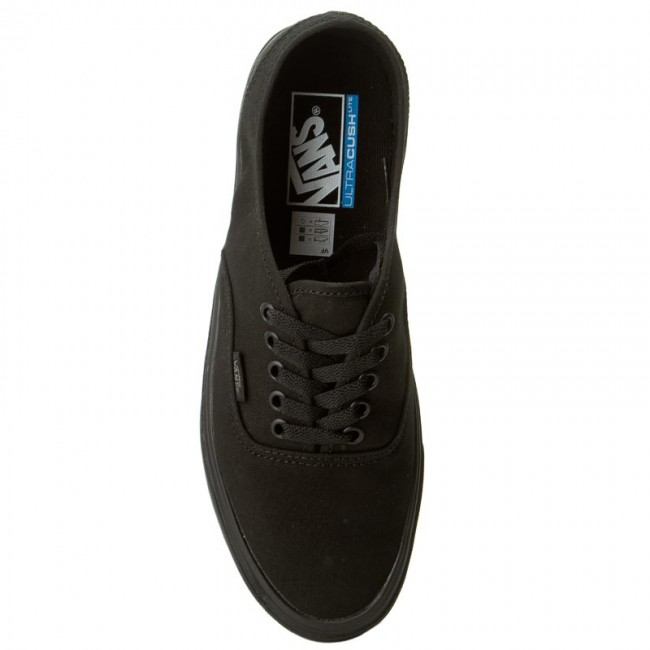 Turnschuhe VANS-Authentic Lite Lite VANS-Authentic VN0A2Z5J186 Black/Black f5f3ec
