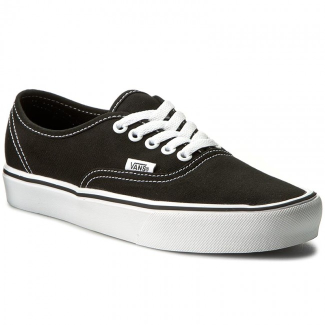 Turnschuhe VANS-Authentic Lite VN0A2Z5J187 (Canvas) Black/White