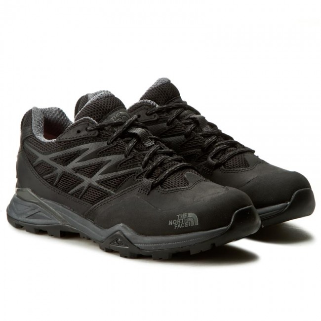 Trekkingschuhe THE NORTH FACE                                                      Hedgehog Hike Gtx GORE-TEX T0CDF4KX7 Tnf schwarz/Tnf schwarz 3d1d70