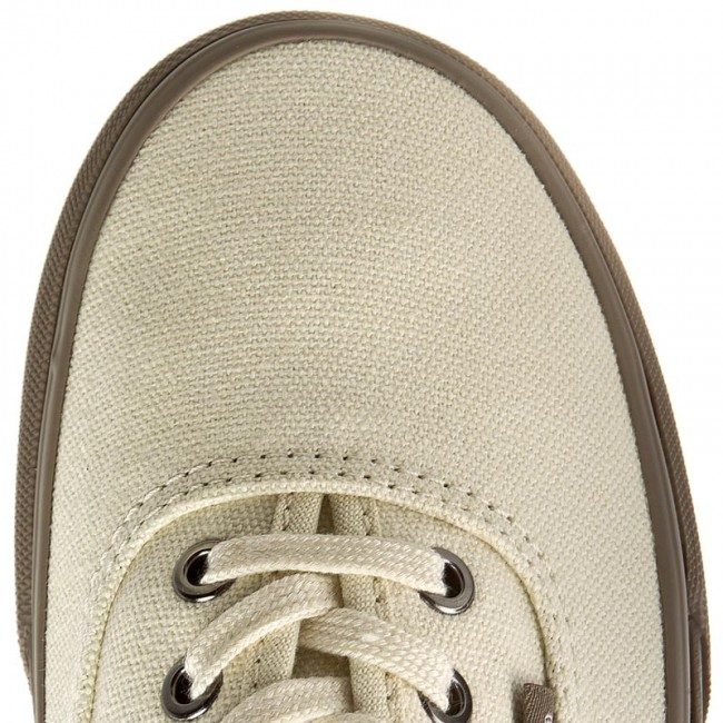 Turnschuhe VANS Authentic VN0A38EMMOL (C&D) CreamWalnut