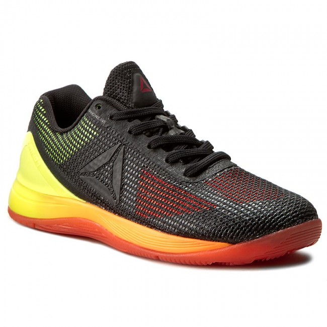 Schuhe Reebok Crossfit Nano 7.0 B BD2830 Vitamic C/Yellow/Blk/Lead