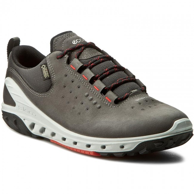 Halbschuhe ECCO Biom Venture GORE-TEX 82072356586 Dark Shadow/Dark Shadow