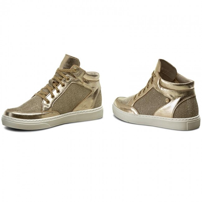 Sneakers  NIK     Sneakers                                                08-0482-059 Golden 9a9714