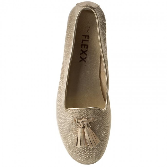Lords Schuhe THE FLEXX       FLEXX                                               Miss Take A103/27 Dune/Gold eccc88