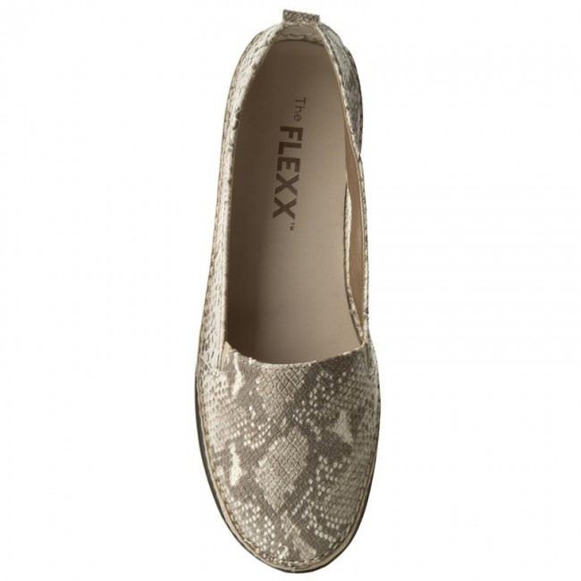Halbschuhe THE FLEXX                                                      Mr Right B226/06 Roccia/Dune beb585